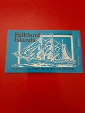 Mail Ships 1842-1974 Falkland Islands Stamps 'Nautilus' Booklet.