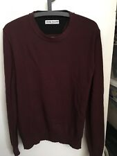 Stone Island Mens Sweater Crew Neck Jumper Sz Large