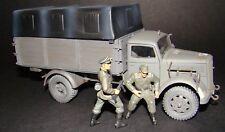1:32 Ultimate Soldier Diecast WWII German Wehrmacht Opel Blitz CargoTruck