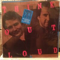 [ROCK/POP]~EXC LP~THINK OUT LOUD~Self Titled~{Original 1988~A&M~Issue]~