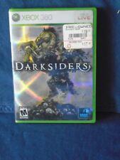 X-Box 360 Darksiders Used Game Vigil Games
