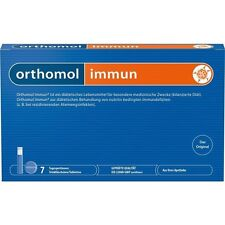 ORTHOMOL Immun Trinkfläschchen   7 st   PZN 1568889