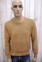 ETRO MILANO Uomo Taglia L Maglione Lana Sweater Pullover Maglietta Man Maglia