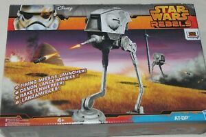 "Star Wars Rebels AT-DP vehicle (3.75"" range) 2014 HASBRO All Terrain Defence Pod"