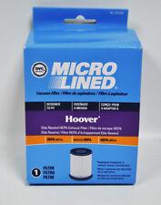 DVC Micro Doublé Hoover Elite Rembobinage Hepa Poussière Tasse Filtre