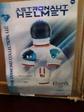 Astronaut Plastic Helmet Costume Accessory