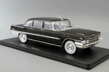 Scale car 1:24, ZIL-111G black