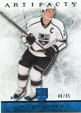 12/13 UPPER DECK ARTIFACTS SAPPHIRE #43 DUSTIN BROWN 40/85 KINGS *33751