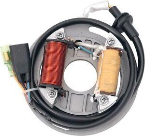 Moose HO Stator Generator Magneto Ignition For 1984-1987 Kawasaki KXT 250 Tecate