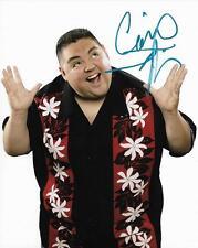 Gabriel Iglesias Fluffy Stand-Up Comedy auto 8x10 Photo w/COA
