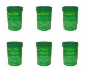 FibreCLEAR: Soluble, no taste dietary fibre supplement 6 x 126g - keto / ketosis