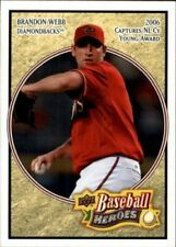 A4854- 2008 Upper Deck Heroes BB #s 1-200 +Inserts -You Pick- 10+ FREE US SHIP