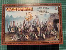 Warhammer Fantasy Orcs Orks and Goblins Nightgoblins Nachtgoblins New Neu OVP