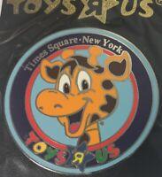 Toys R Us Geoffrey Times Square Geoffrey NYC NY Pin