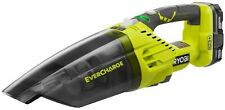 Ryobi 18-V Cordless EVERCHARGE Hand Vacuum Compact Battery Wall Adapter /Charger