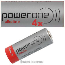 """4x VARTA Batterie power one P23GA A23 MN21 V23GA"