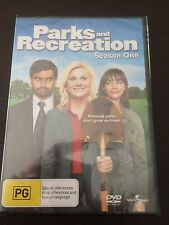 """Parks And Recreation : Season 1"" (DVD, 2010) *NEW & PLASTIC WRAPPED*"