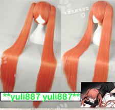 La storia della Arcana Famiglia Felicita mixed orange Cosplay Hair Wig