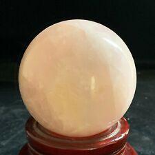 852g Natural powder crystal ball crystal ball mineral healing ball CL1615
