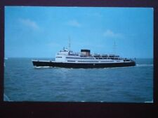 POSTCARD FERRIES OOSTENDE - DOVER FERRY (1)