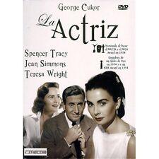 La actriz (DVD Nuevo)