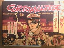 CORTO MALTESE CORTE SCONTA DETTA ARCANA - HUGO PRATT MILANO LIBRI 1977 - 1° ediz