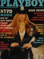 Playboy August 1994 | Maria Checa Carol Chaya Dana Delany   #1030+