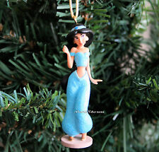 2015 Disney Aladdin Movie PRINCESS JASMINE Genie Outfit Christmas Ornament PVC