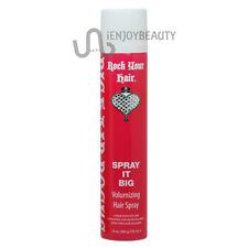 Rock Your Hair SPRAY IT BIG Volumizing Hair Spray 10oz w/ FREE nail file