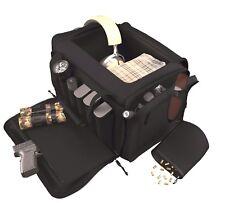 Gun Range Bags For Handgun Lockable Zippers Multiple Pistols Cases Brass Bag New