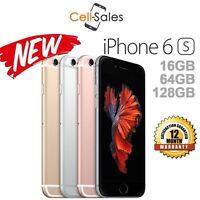 APPLE iPhone 6S/6 Plus/6 16-64-128GB Sim Free FACTORY UNLOCKED 4 COLORS Choose A