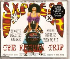 S-EXPRESS The Return Trip 6 TRACK ROUGH TRADE CD SINGLE