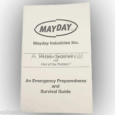 Emergency Preparedness Survival Guide for Bug Out Bag Disaster Kits and Home