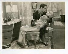 CAROLE LOMBARD NO ONE MAN 1932 LINEN VINTAGE PHOTO W850