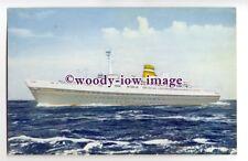 LS00515 - Holland America Liner - Statendam - postcard