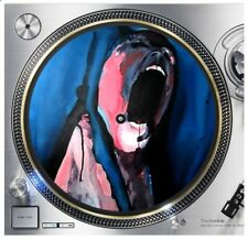 "Pink Floyd The wall film Slipmat Turntable 12"" LP Record Player, DJ Audiophile"