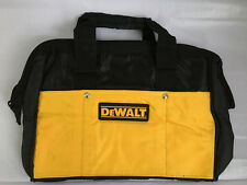 "New Dewalt Stogage Tool Bag for Drill, Saw, Grinder, Battery,Tools 13"" Length"