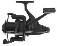 Mitchell Avocast 7000 FS Free Spool Black Edition Carp Fishing Spinning Reel
