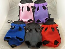 Pet Dog Cat Carrier Front Pack or Back Pack S-XL Nylon Breathable