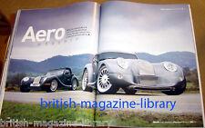 Evo Magaine Issue 80 - Morgan Aero 8 vs Aeromax BMW M6 vs Ferrari 612 Scaglietti
