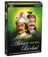 Akbar Birbal (Hindi 4 DVD Set) (English Subtitles) (Brand New Original DVD)