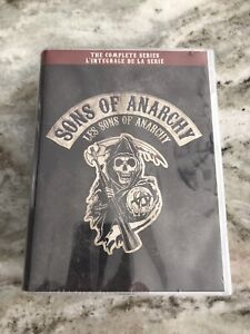 Sons of Anarchy: The Complete Series (DVD, Bilingual)