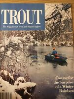 Trout Magazine Winter 1991, Casting For A Winter Rainbow, Winter Blackmouth