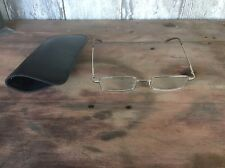 Vintage Reading Glasses RG607H With Case