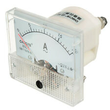 85L1 AC0-20A Analog Amp Meter Measurement Ammeter Current Panel With Screws