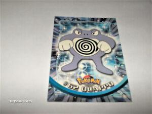 Pokemon QUAPPO # 62  TV ANIMATION Edition TOPPS deutsch Neu,Lizenzware,Rarität