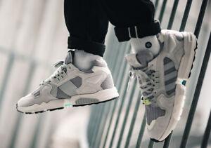 adidas Originals Mens ZX Torsion shoes streetwear shoes grey