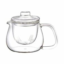 KINTO UNITEA Teapot Tea Pot Set S Glass 8363 500ml from JAPAN