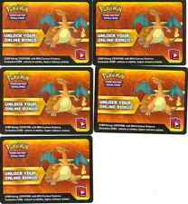 ~Pokemon Trading Card Game 10 PROMO BOX Set Online Booster Pack Code x 10 EX !