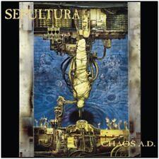 Sepultura-Chaos A. D. - Nouveau Double 180 G VINYL LP